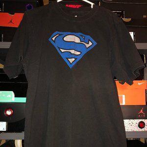 adidas superman t shirt
